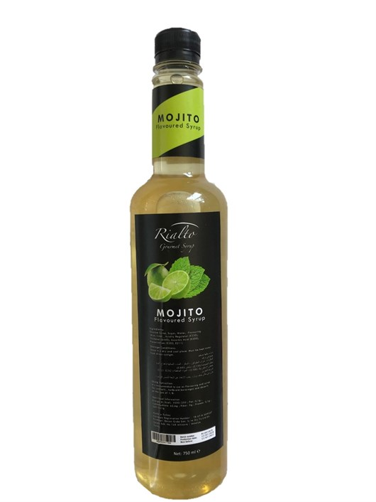 Mojito Flavoured Syrup - 750 ml