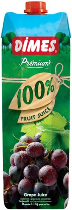 100% Grape Juice - 1 lt