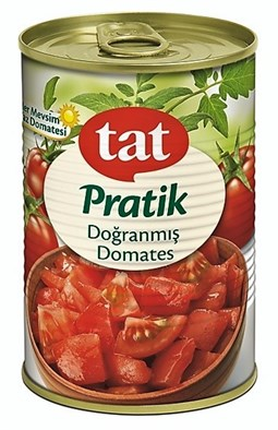 Diced Tomato - 400 gr