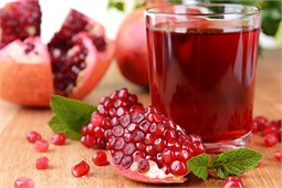 Squeezed Pomegranate Juice, Natural - 1 lt