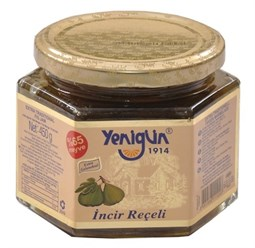 Gold Series Fig Traditional Jam - 450 gr