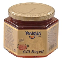 Gold Series Rose Traditional Jam - 450 gr