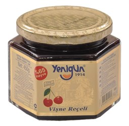 Gold Series Sour Cherry Traditional Jam - 450 gr