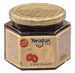 Gold Series Strawberry Traditional Jam - 450 gr