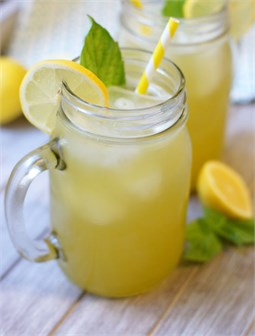 Home Made Lemonade - 1 lt