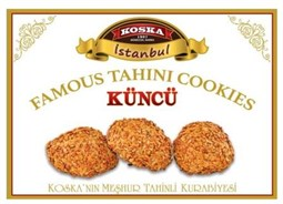 Sesame and Tahini Cookies - 375 gr