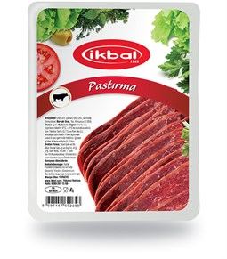 Sliced Beef Selection Pastrami  - 90 gr