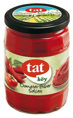 Traditional Mixed Tomato and Pepper Paste - 560 gr