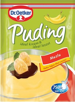 Banana Pudding - 120 gr