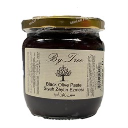 By Tree Black Olive Paste - 400 gr