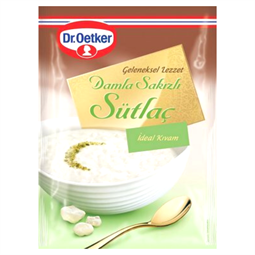 Damla Sakizli Sutlac ( Rice Pudding with Mastic Gum ) - 155 gr