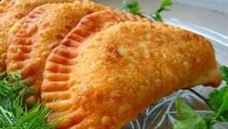 """Hand Made"" Pastry Stuffed with Minced Meat - 25 Pieces"