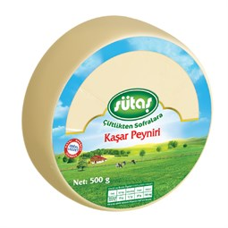 Picnic Kashkaval Cheese - 500 gr