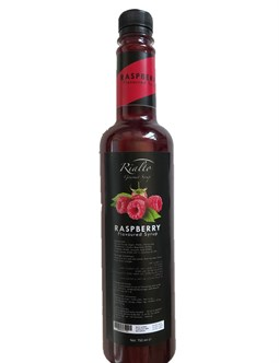 Raspberry Flavoured Syrup - 750 ml