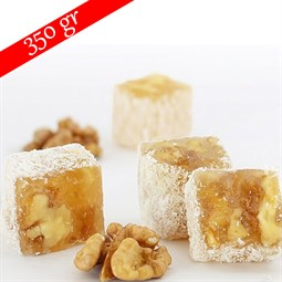 Sahsultan Turkish Delight Fig and Walnut - 350 gr