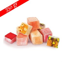 Sahsultan Turkish Delight Mixed- 350 gr