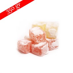 Sahsultan Turkish Delight Rose and Lemon - 350 gr