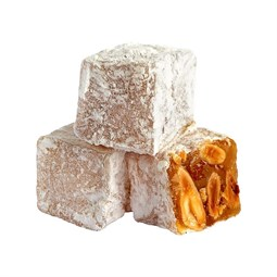 Sahsultan Turkish Delight with Almond and Honey- 250 gr