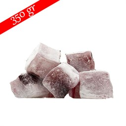 Sahsultan Turkish Delight With Blueberry - 350 gr