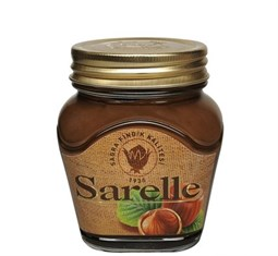 Sarelle Hazelnut Spread with Cocoa - 350 g