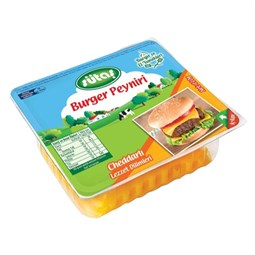 Sliced Burger Cheese ( Cheddar Peyniri ) - 110 gr
