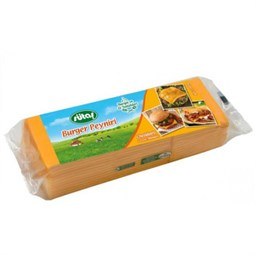 Sliced Burger Cheese ( Cheddar Peyniri ) - 1000 G