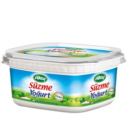 Strained Yoghurt - 750 gr