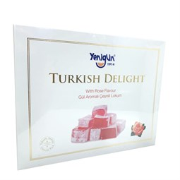 Turkish Delight With Rose - 454 gr