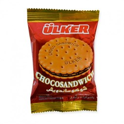 Ulker Choco Sandwich Biscuit 30 g x 6 pieces